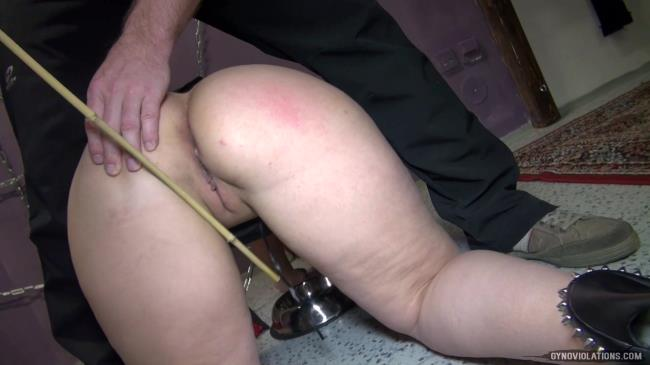 Rough submission and fucked young girl Pt.2