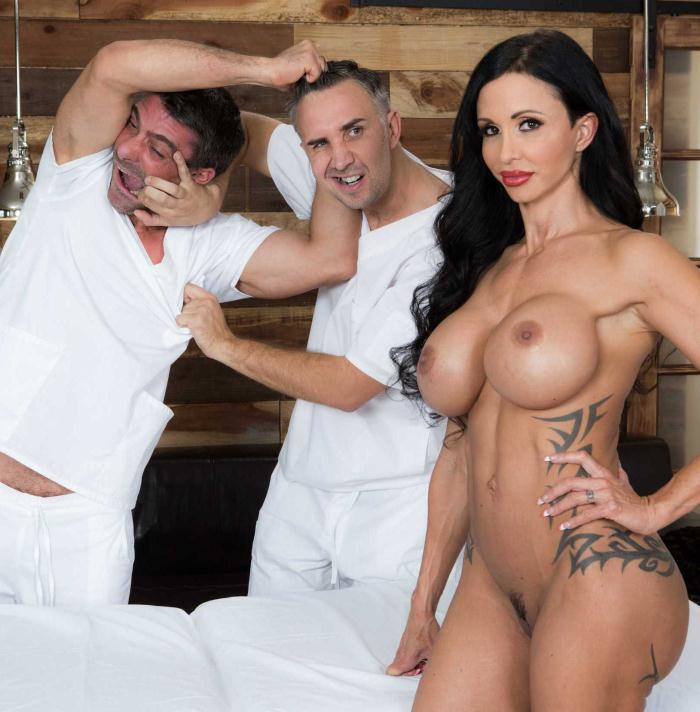 DirtyMasseur/Brazzers: Jewels Jade - My Two Fuck Boys  [HD 720p]  (Milf)