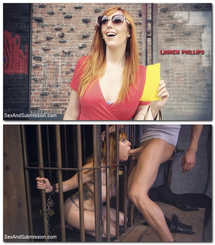 SexAndSubmission/Kink: Lauren Phillips - Scream Queen!  [SD 540p] (576 MiB)