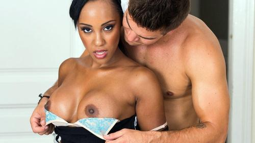 Private.com [Noemilk - Maid Noemilk Shows Off Her Round Tits] FullHD, 1080p