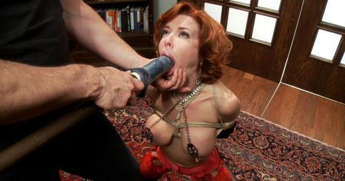 The Training of a Nympho Anal MILF, Day One - Veronica Avluv (SiteRip/TheTrainingOfO/SD540p)