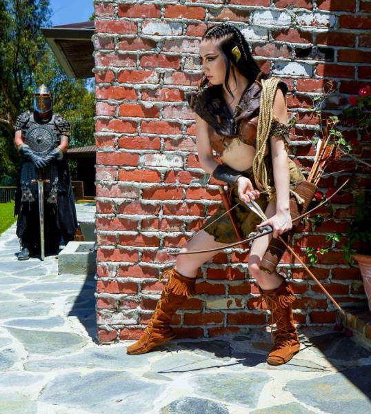 Aria Alexander - Quest: Scene 2 [SD 480p] DigitalPlayground.com