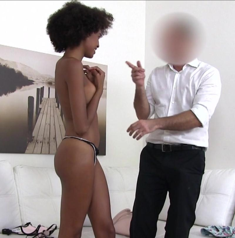 FakeAgent - Luna Corazon [Brazilian babe seduced by agent] (HD 720p)