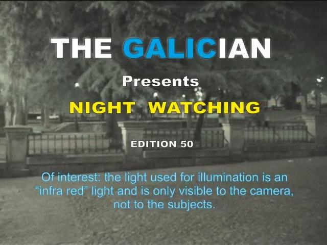 Videospublicsex.com - The Galician Night 50 (Voyeur) [SD, 480p]