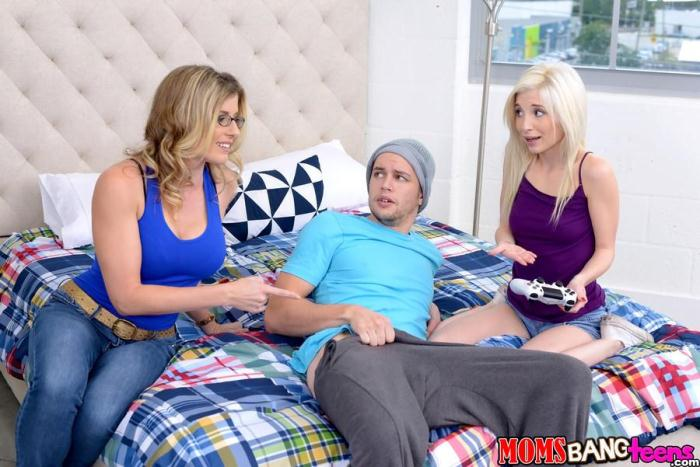 M0msB4ngT33ns.com / R34l1tyK1ngs.com - Piper Perri, Cory Chase - Piping Piper (Threesome) [SD, 432p]