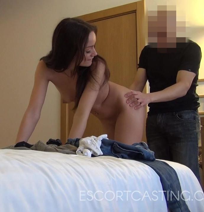 EscortCasting: Sophie Lynx - Escort Casting  [HD 720p]  (Casting)