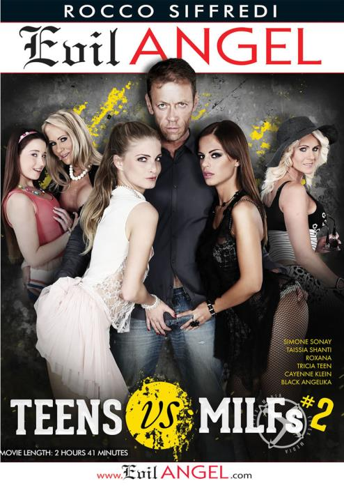 [Evil Angel] - Teens vs MILFs 2 [WEBRip/HD]