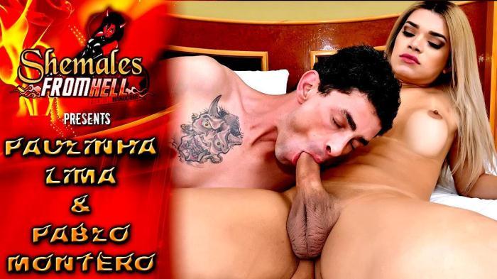 Paulinha Lima, Pablo Monteiro (Sh3m4l3s-Fr0m-H3ll) HD 720p