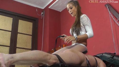 Stingy spanks [FullHD, 1080p] [Cru3l4m4z0ns.com/Cruel-Mistresses.com] - Femdom