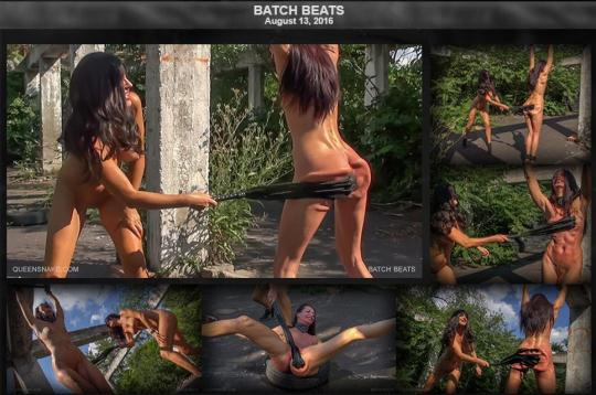 Qu33nSn4k3: Batch Beats (FullHD/1080p/1.86 GB) 28.11.2016