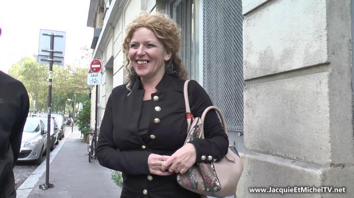 JacquieEtMichelTV.net - Elisabeth - Le fantasme insolite dune bourgeoise ! [FullHD 1080p]