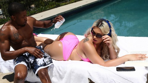 BigWetButts/Brazzers - Assh Lee in Sunbathing Distraction (SD 480p)