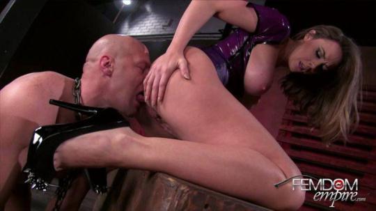 F3md0m3mp1r3: Chanel Preston - Ass Eater (HD/720p/317 MB) 18.11.2016