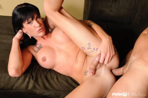 Morgan Bailey - Let's get to know each other bette [HD, 720p] [P1nk0TG1rls.com] - shemale