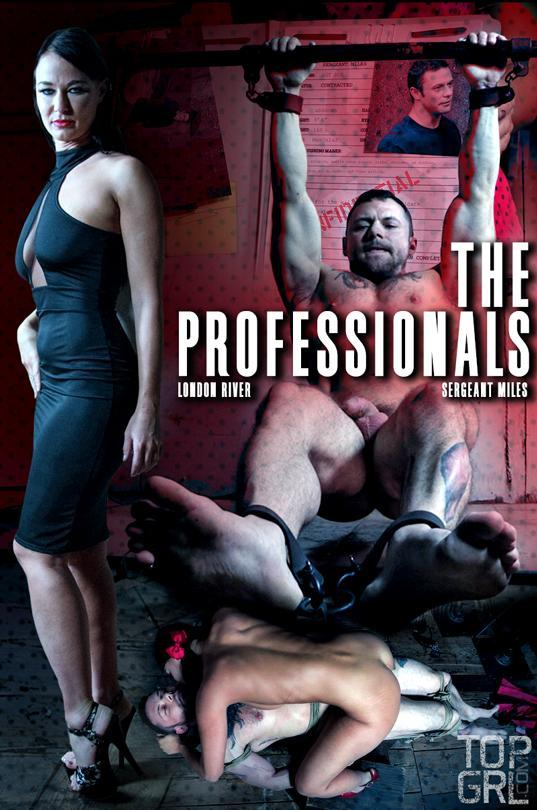 TopGrl.com - Sergeant Miles, London River - The Professionals (Femdom) [HD, 720p]