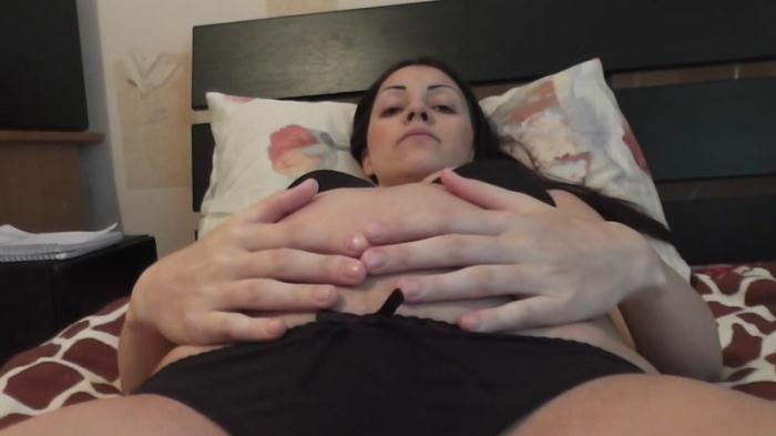 Black and smooth - Choking from GRAVITY (Clips4sale) HD 720p