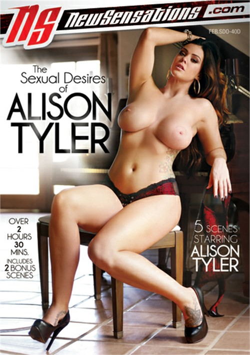 New Sensations: Alison Tyler - The Sexual Desires Of Alison Tyler [WEBRip/SD 540p]