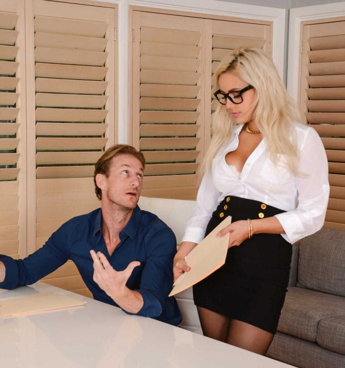 NaughtyOffice/Naughtyamerica: Kylie Page - Naughty Office  [HD 720p]  (Big Tits)