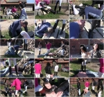 Abused by four rider girls (Dangerous-girls, Clips4sale) HD 720p