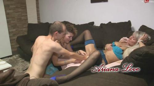 Scat [Fistunterricht for User Ben with Ariana-Love - Xtreme Anal Fisting] FullHD, 1080p