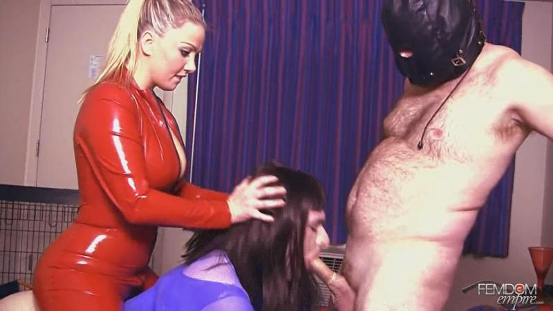 F3md0m3mp1r3.com: Mistress Lexi Sindel - Sleazy Motel Sex [HD] (783 MB)