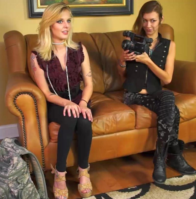 BrandnewAmateurs: Meredith, Mya - Meredith Auditions Mya  [FullHD 1080p] (923 MiB)