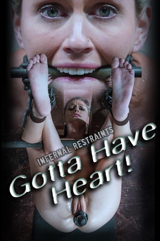 Gotta Have Heart! / Sasha Heart / 28.10.2016 [InfernalRestraints / HD]