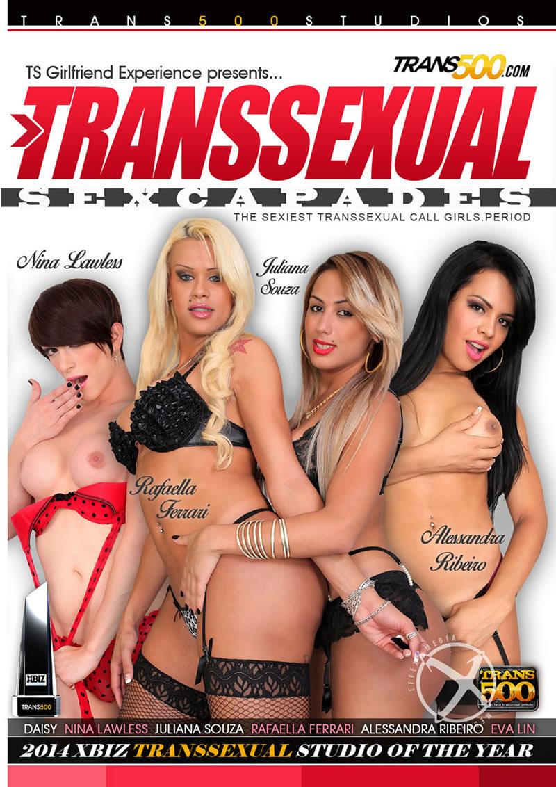 Transsexual Sexcapades [WEBRip/SD 480p]
