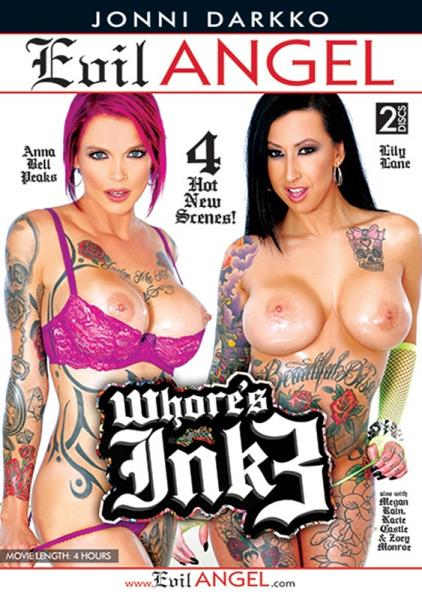 Whores Ink 3 (2016/WEBRip/SD)