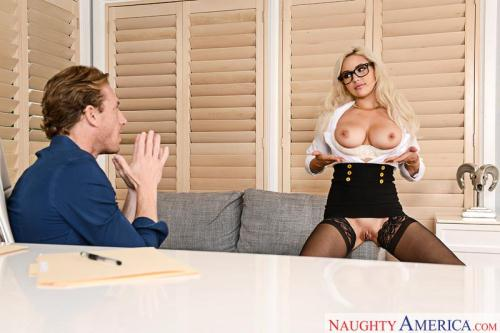 N4ughty0ff1c3.com [Kylie Page - Big Tits] SD, 360p