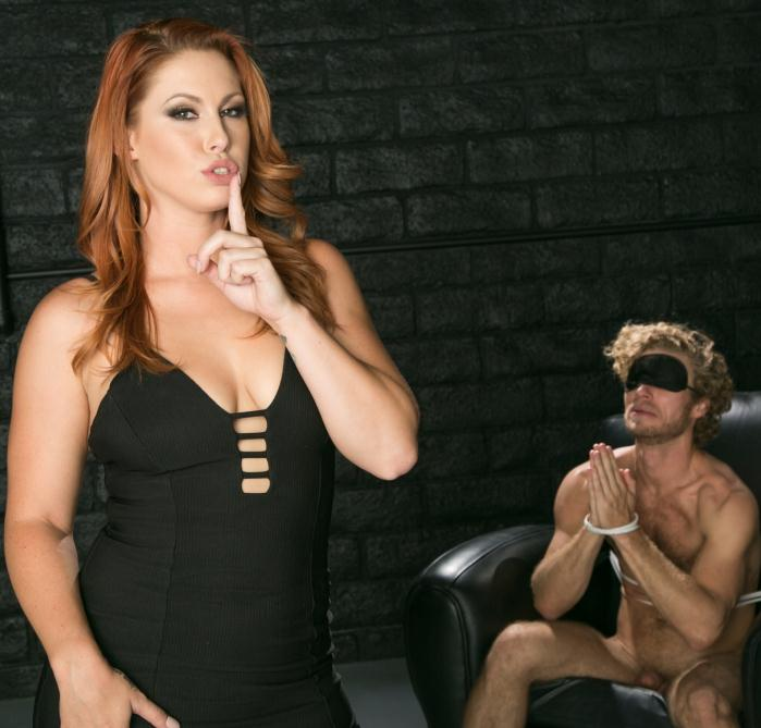 PrettyDirty: Edyn Blair - The Interrogation  [HD 720p]  (Femdom)