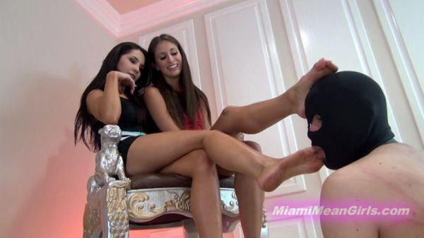 MiamiMeanGirls, Clips4sale - Foot Worship Treat [FullHD, 1080p]