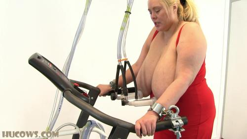 Maggy - treadmill (HuCows) [FullHD 1080p]