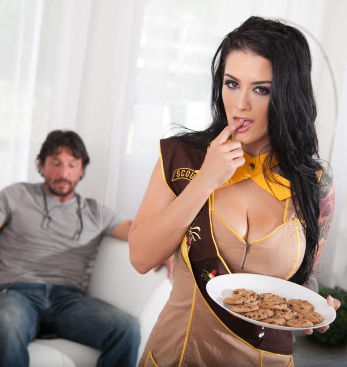 PrettyDirty: Katrina Jade - I Fucked Your Scout Leader  [HD 720p]  (Big Tits)