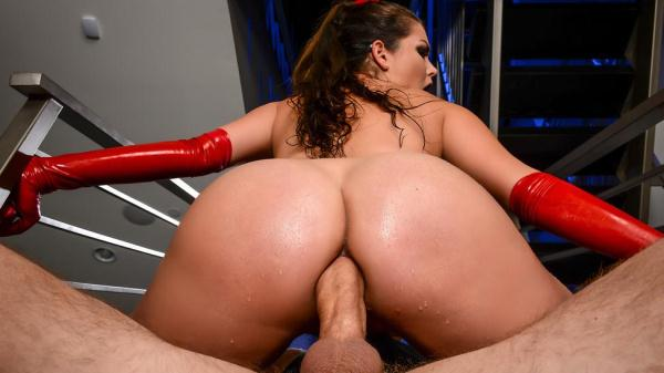 Allie Haze - Latex Lust (BigWetButts) SD 480p