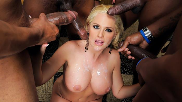 BigTitsAtSchool/Brazzers: Alena Croft - City School Gangbang  [SD 480p]  (Big Tit)