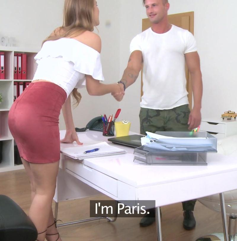 Alexis, Paris Don ~  Tight Wet Pussy Empties Studs Balls  ~  FemaleAgent ~  FullHD 1080p