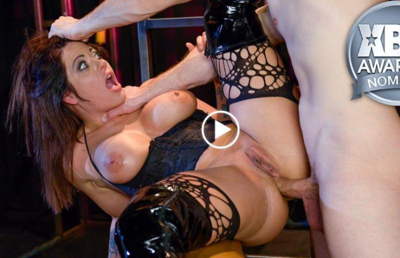 DeviantHardcore.com: Holly Heart rough anal BDSM [FullHD] (1.65 GB)
