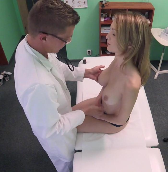FakeHospital: Belle Claire - Hot Czech patient craves hard cock  [HD 720p]