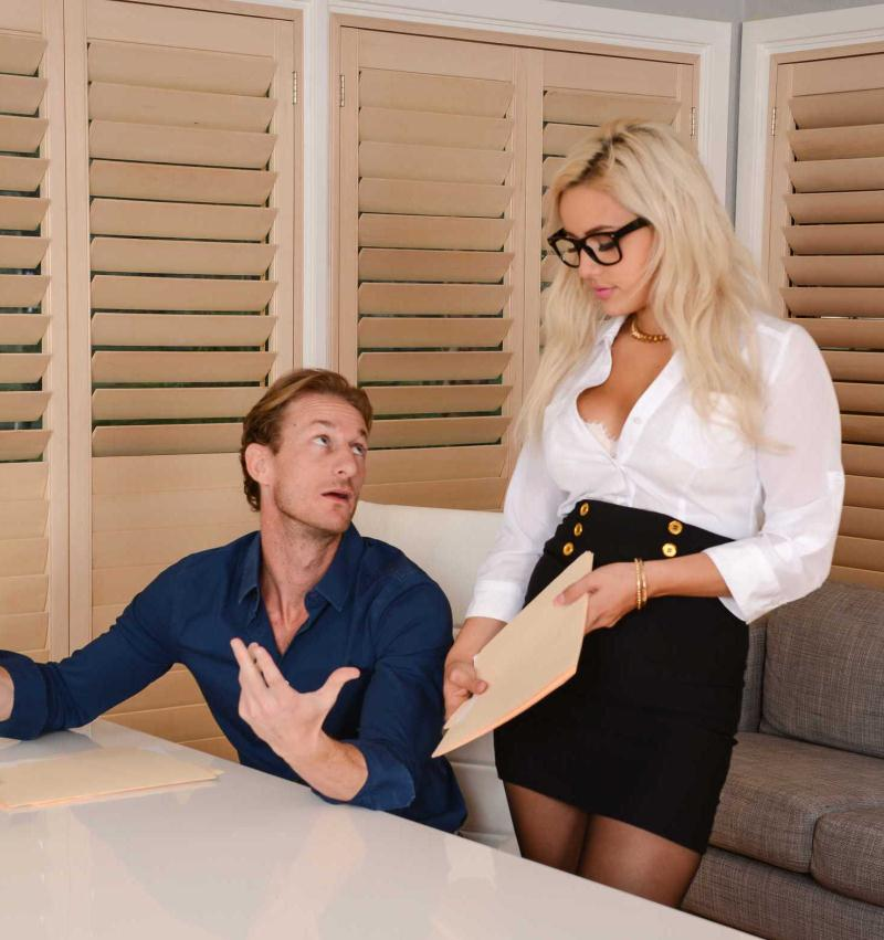 Kylie Page - Naughty Office  (2016/NaughtyOffice/Naughtyamerica/HD/720p)