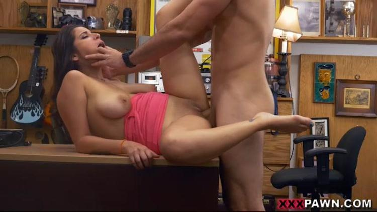 Nina Lopez - Grandpa's watch isn't worth as much as pussy / 22.11.2016 [XXXPawn / SD]