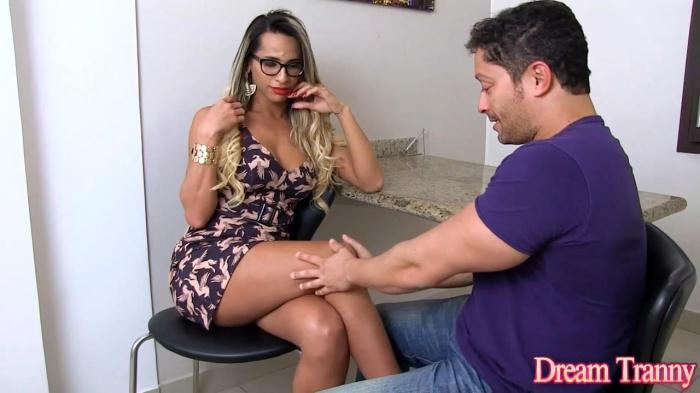 Dr34mTr4nny: Leticia Menezes - Anal Pleasure (HD/720p/945 MB) 01.11.2016