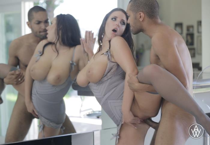 (AngelaWhite.com) Angela White - 117 Angela White X Mickey Mod (HD/960p/3.34 GB/2016)