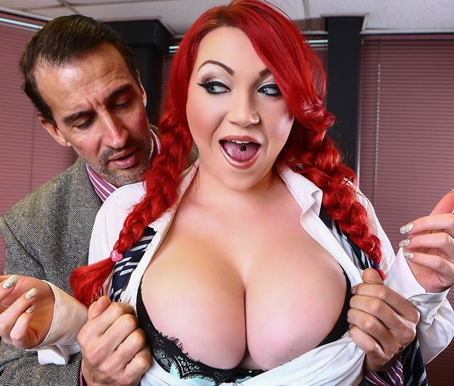 BigTitsAtSchool/Brazzers: Harmony Reigns - Dress Code Cunt  [SD 480p]  (Big Tit)