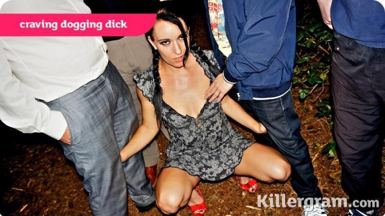 Jasmine Lau - Craving Dogging Dick / 25.11.2016 [KillerGram / SD]