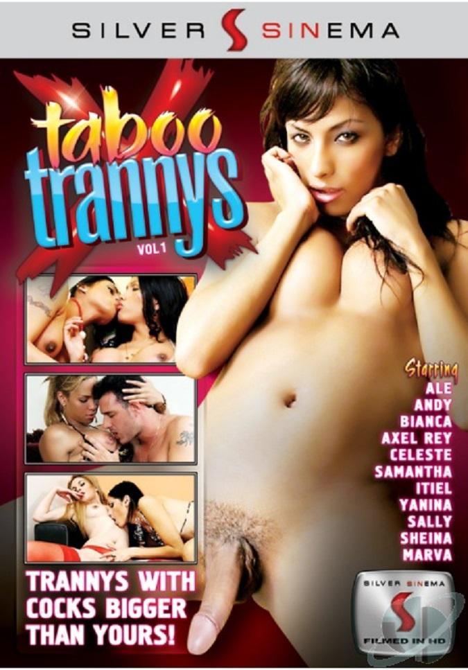 Taboo Trannys [WEBRip/SD 368p]