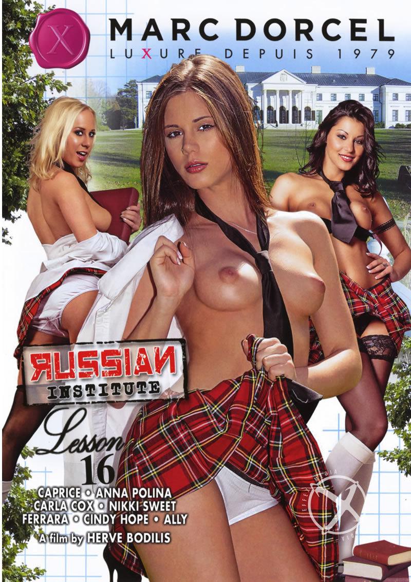 Russian Institute: Lesson 16: Lolitas [DVDRip 400p]