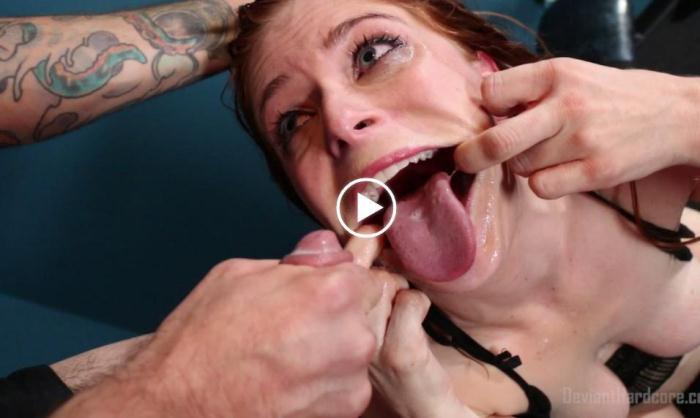 DeviantHardcore.com - Penny Pax - Redhead Penny Pax Face Fucked (BDSM) [FullHD, 1080p]