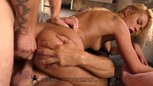 Cherry Kiss - Hard - DAP furry with 4 men (WoodmanCastingX) [HD 720p]