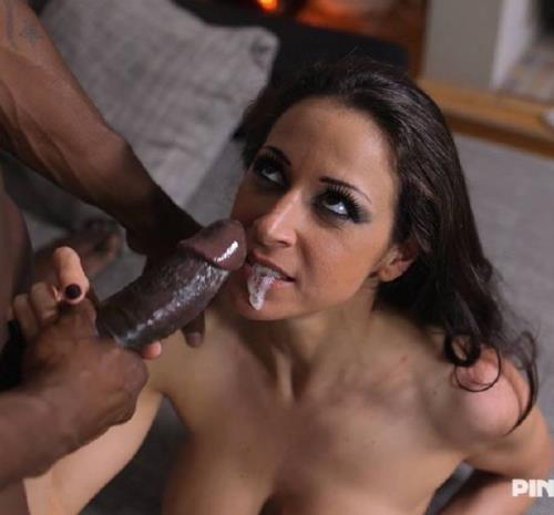 Martina Gold - Black and in the ass for Martina Gold (PinkoClub) [FullHD 1080p]